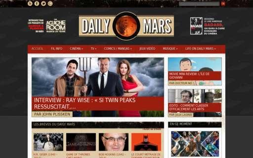 Access dailymars.net using Hola Unblocker web proxy