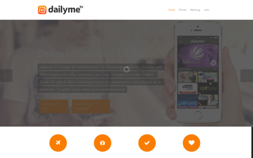 Access dailyme.de using Hola Unblocker web proxy