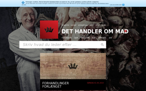 Access danishcrown.dk using Hola Unblocker web proxy
