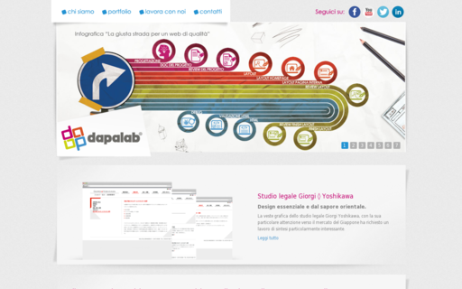 Access dapalab.it using Hola Unblocker web proxy