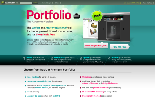Access daportfolio.com using Hola Unblocker web proxy