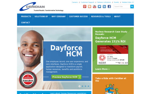 Access dayforce.com using Hola Unblocker web proxy