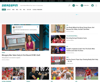 Access deadspin.com using Hola Unblocker web proxy