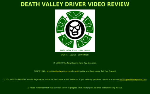 Access deathvalleydriver.com using Hola Unblocker web proxy
