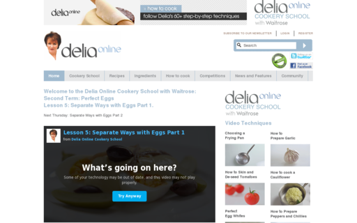 Access deliaonline.com using Hola Unblocker web proxy