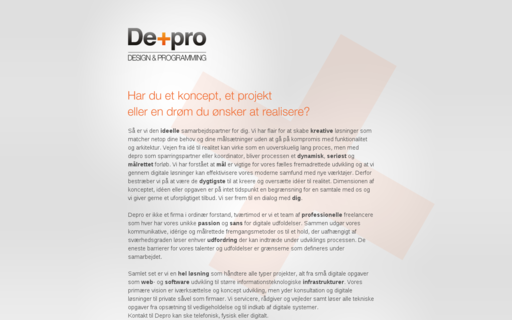 Access depro.dk using Hola Unblocker web proxy