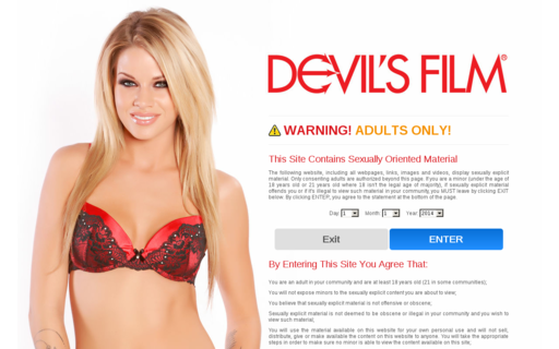 Access devilsfilm.com using Hola Unblocker web proxy
