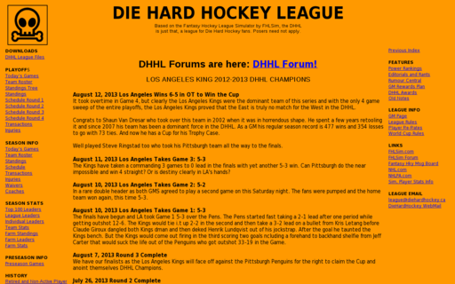 Access diehardhockey.ca using Hola Unblocker web proxy