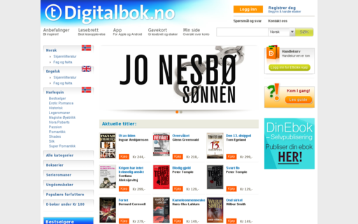 Access digitalbok.no using Hola Unblocker web proxy