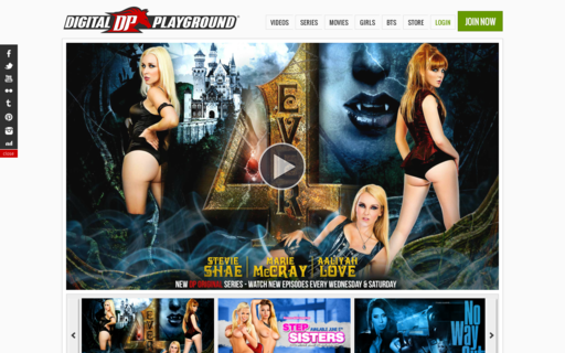 Access digitalplayground.com using Hola Unblocker web proxy