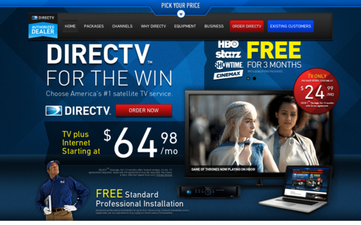 Access directstartv.com using Hola Unblocker web proxy