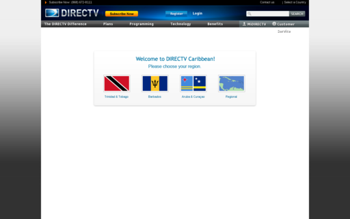 Access directvcaribbean.com using Hola Unblocker web proxy