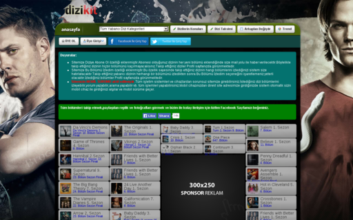 Access dizikit.com using Hola Unblocker web proxy