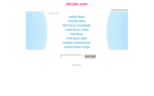 Access dizzler.com using Hola Unblocker web proxy