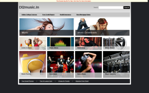 Access dl2music.in using Hola Unblocker web proxy