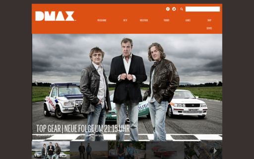 Access dmax.de using Hola Unblocker web proxy