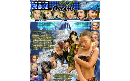 Access doll-dreams.info using Hola Unblocker web proxy
