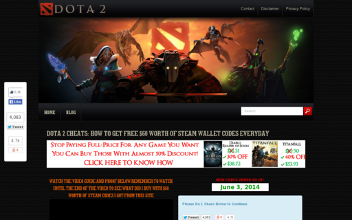 Access dota2-cheats.net using Hola Unblocker web proxy