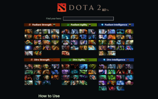 Access dota2alttab.com using Hola Unblocker web proxy