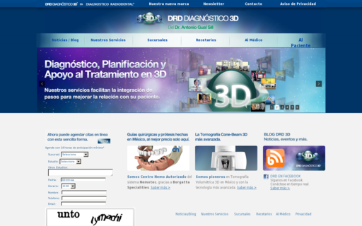 Access drd3d.com using Hola Unblocker web proxy