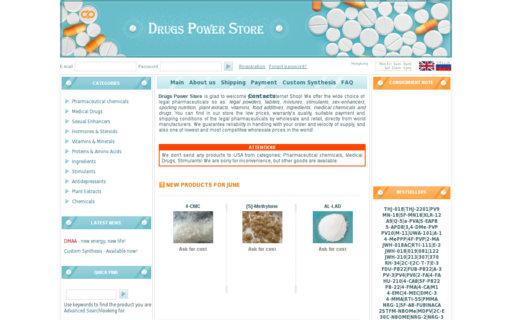 Access drugspowerstore.com using Hola Unblocker web proxy