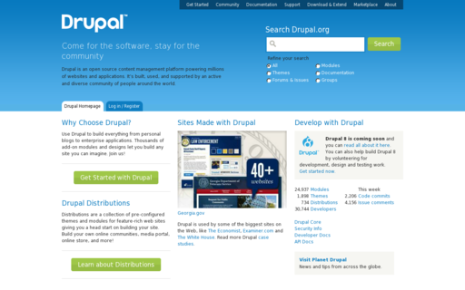 Access drupal.org using Hola Unblocker web proxy