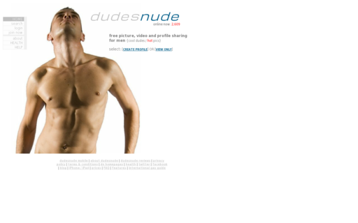 Access dudesnude.com using Hola Unblocker web proxy