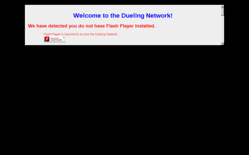 Access duelingnetwork.com using Hola Unblocker web proxy
