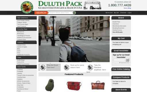 Access duluthpack.com using Hola Unblocker web proxy