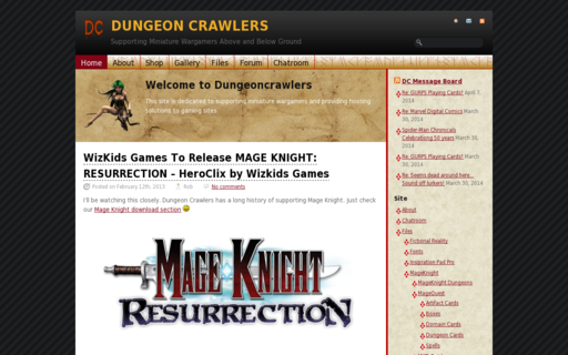 Access dungeoncrawlers.com using Hola Unblocker web proxy