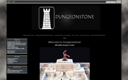 Access dungeonstone.com using Hola Unblocker web proxy