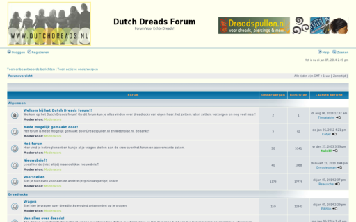 Access dutchdreads.nl using Hola Unblocker web proxy