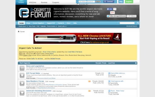 Access e-cigarette-forum.com using Hola Unblocker web proxy