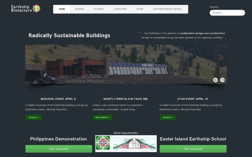 Access earthship.com using Hola Unblocker web proxy