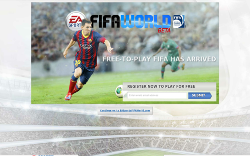 Access easportsfifaworld.com using Hola Unblocker web proxy