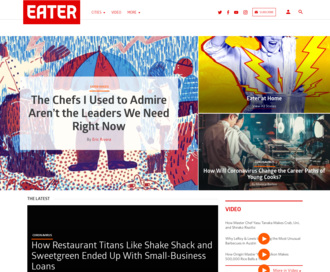 Access eater.com using Hola Unblocker web proxy