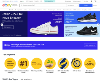 Access ebay.de using Hola Unblocker web proxy