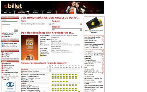 Access ebillet.dk using Hola Unblocker web proxy