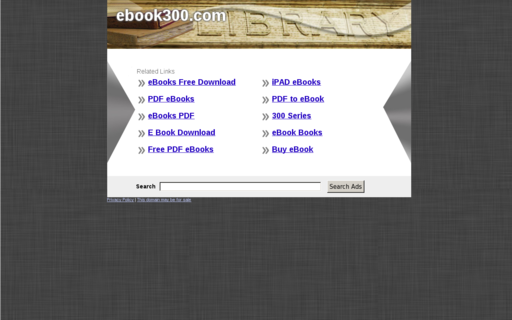 Access ebook300.com using Hola Unblocker web proxy