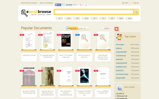 Access ebookbrowse.com using Hola Unblocker web proxy