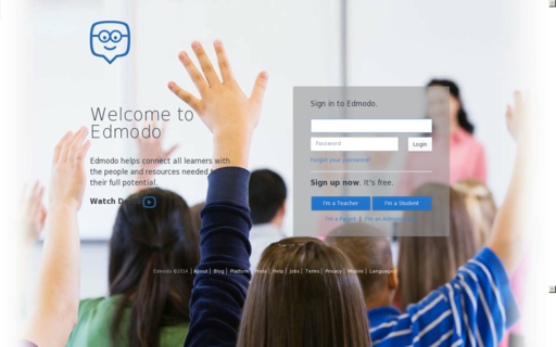 Access edmodo.com using Hola Unblocker web proxy