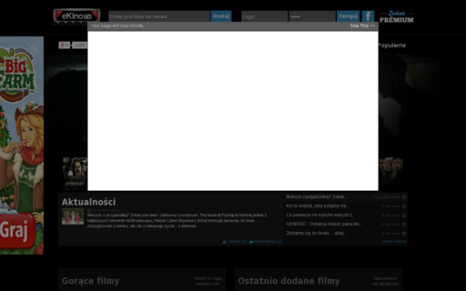 Access ekino.tv using Hola Unblocker web proxy