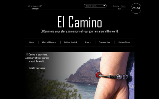 Access elcaminobracelets.com using Hola Unblocker web proxy