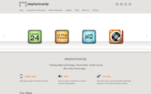 Access elephantcandy.com using Hola Unblocker web proxy