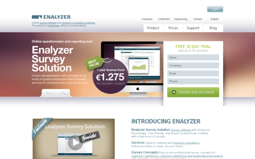 Access enalyzer.com using Hola Unblocker web proxy