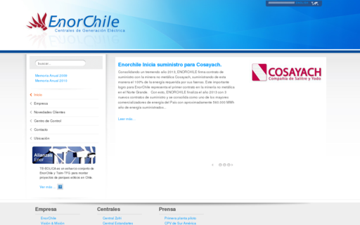 Access enorchile.cl using Hola Unblocker web proxy