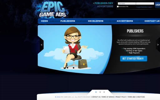 Access epicgameads.com using Hola Unblocker web proxy