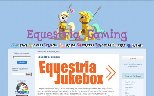 Access equestriagaming.com using Hola Unblocker web proxy