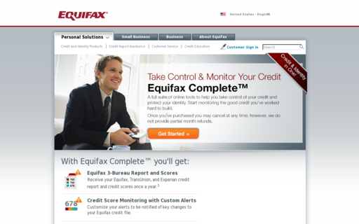 Access equifax.com using Hola Unblocker web proxy