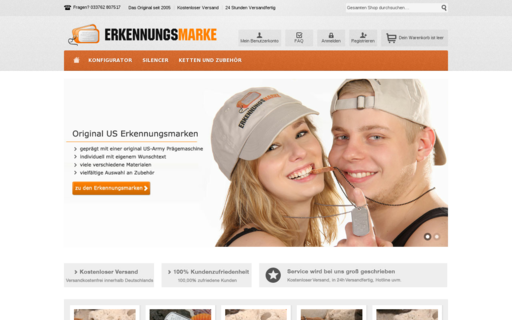 Access erkennungsmarke.net using Hola Unblocker web proxy